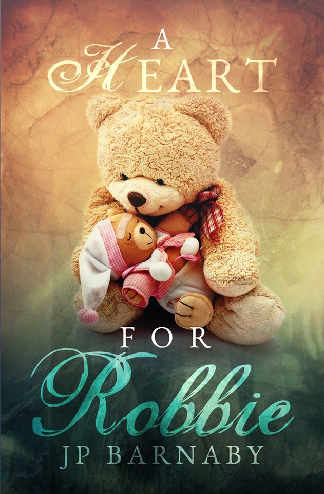 Cover Reveal: A Heart for Robbie by J.P. Barnaby