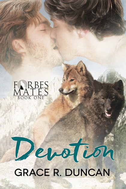 Devotion (Forbes Mates 1) is on sale at Dreamspinner through Sunday, 8/6/2017!