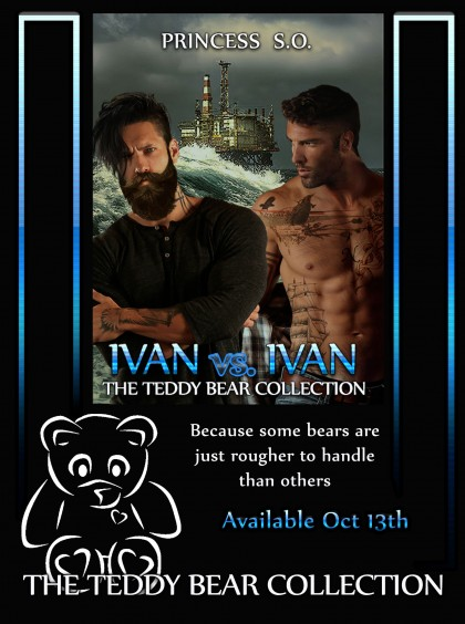 IVAN vs. IVAN Cover Reveal – by Princess S.O.
