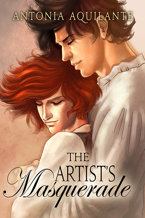 Throwback Thursday – The Artist's Masquerade by Antonia Aquilante