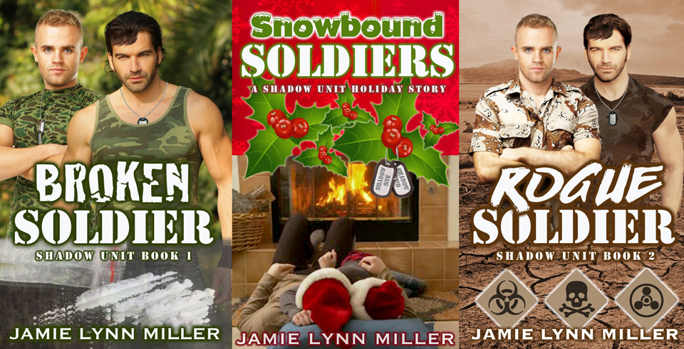 Throwback Thursday – The Shadow Unit Series by Jamie Lynn Miller