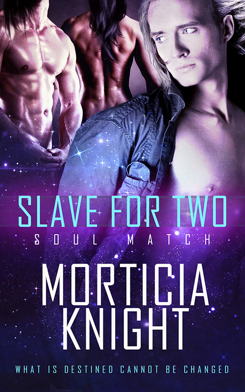 Throwback Thursday – Slave For Two by Morticia Knight