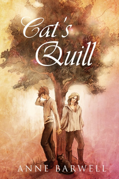 Throwback Thursday – Cat's Quill by Anne Barwell