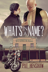 Throwback Thursday – What's in a Name by Pat Henshaw
