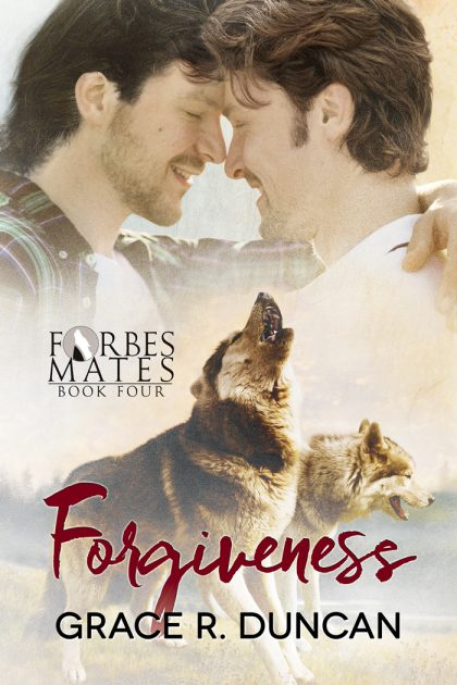 Forgiveness (Forbes Mates #4) is out today!!