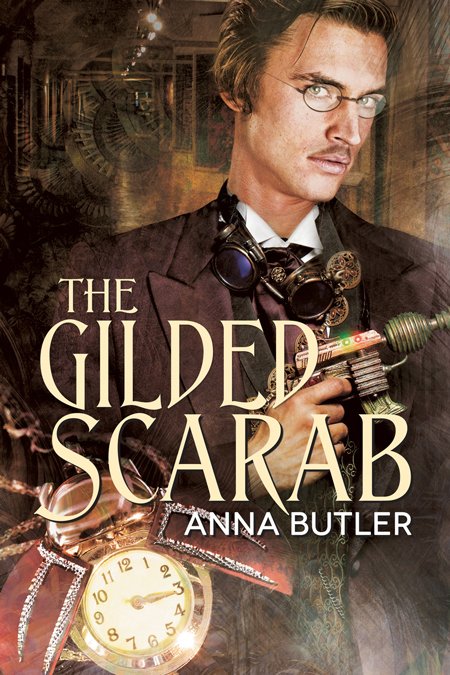 Throwback Thursday – The Gilded Scarab by Anna Butler