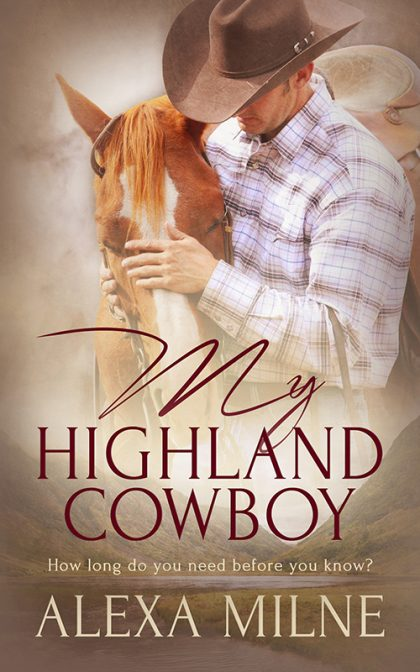 Throwback Thursday – My Highland Cowboy by Alexa Milne