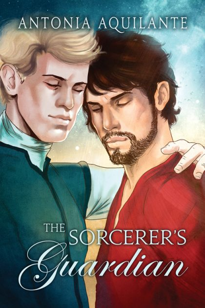 Throwback Thursday – The Sorcerer's Guardian by Antonia Aquilante