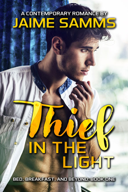 Thief in the Light – A new release from Jaime Samms!
