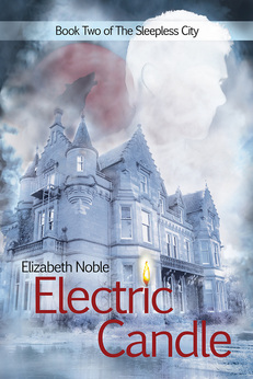 Electric Candle by Elizabeth Noble is available today!