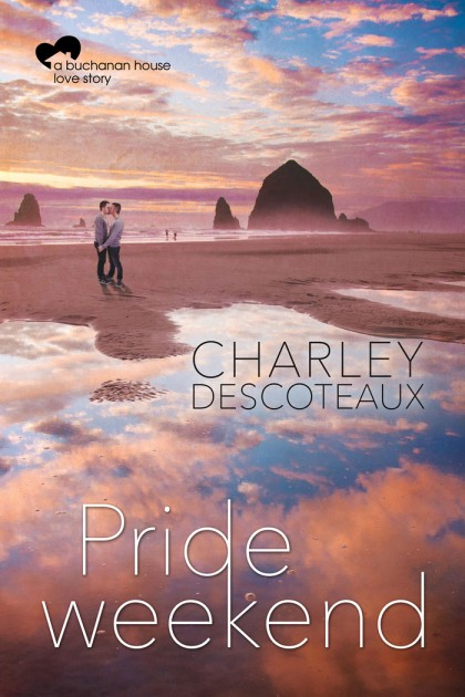"""""""Pride Weekend"""" by Charley Descoteaux – Available 4/22"""