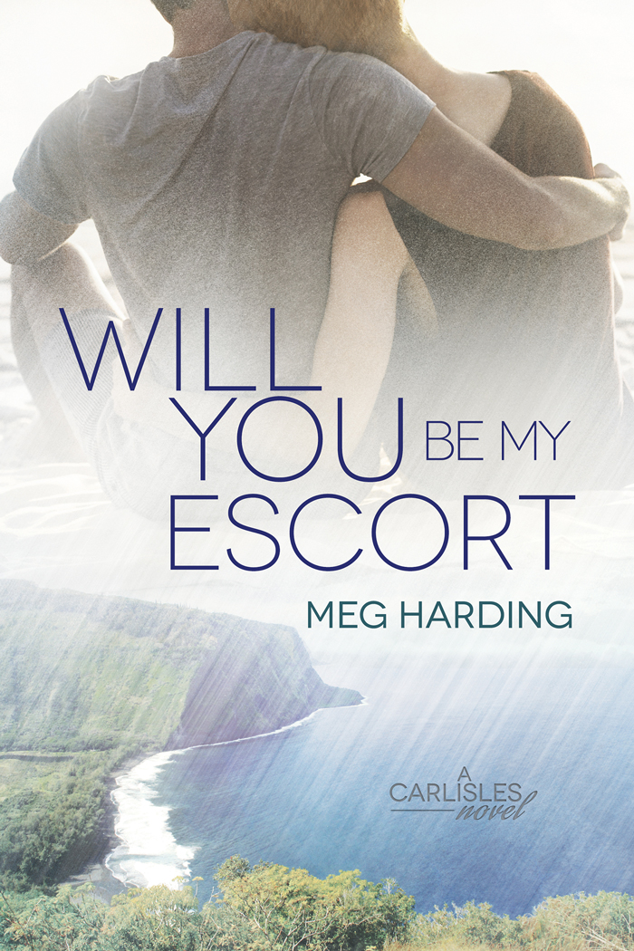 Will You Be My Escort, released October 14 by Meg Harding