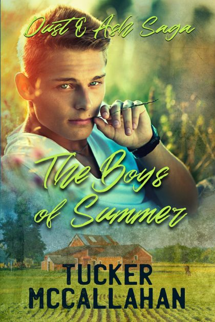 The Boys of Summer Release Blog Tour with Tucker McCallahan