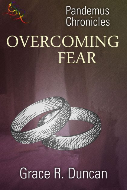 Overcoming Fear 2nd Edition Cover Reveal!