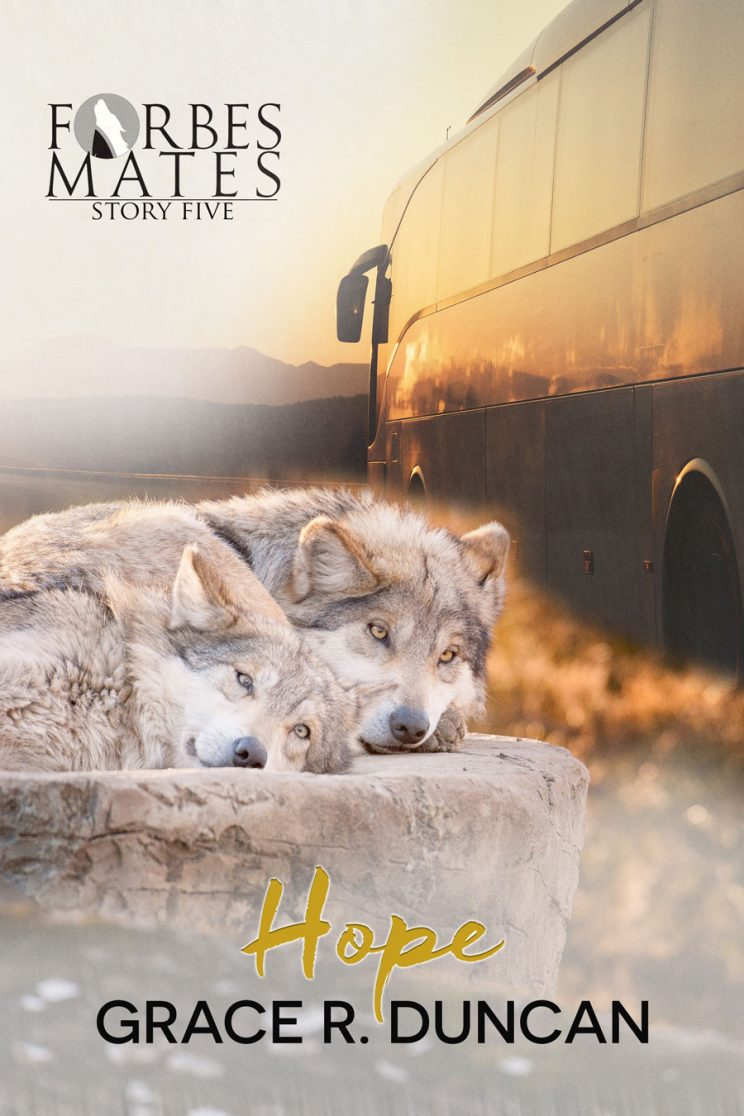 Cover Reveal!  Hope, Forbes Mates 4.5